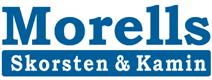 Morells Skorsten och kamin logotyp